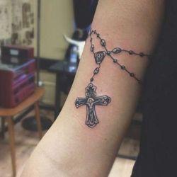 Православная татуировка как демонстрация веры