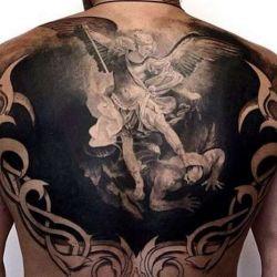 Русские татуировки: славянский олдскул