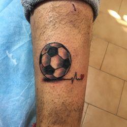 Тату футболистов: значение, фото татуировки, эскизы