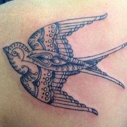 Татуировки на лопатке: что лучше размещать в этом месте, а также значения, эскизы и фото татуировок на лопатке