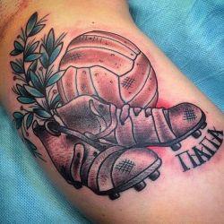 Самые известные татуировки футболистов