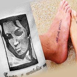 Значение, фото татуировок Алексея Долматова (Гуфа)
