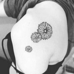 Фото, эскизы и советы при нанесении татуировки ручкой