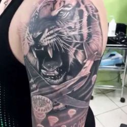Татуировки ВДВ, символизм, эскизы, значения и фото