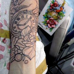 Как создать эскиз тату самостоятельно