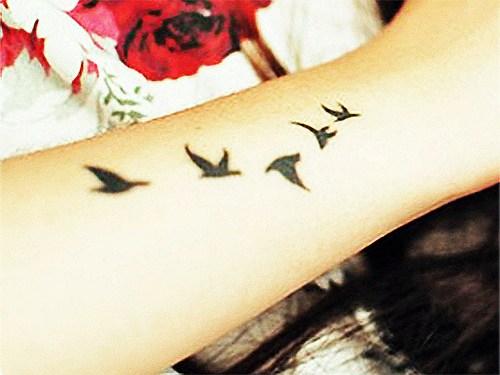 ФОТО ТАТУ ЧАЙКА... - tatufoto.com - Татуировки: фото, значения ... | 375x500